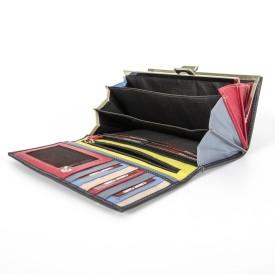 3428 Barvna usnjena denarnica (1)